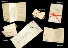 Partecipazioni nozze primaverile, romantico, cuori: kiss