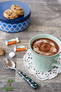 Ciocolata calda Frappe, Smoothies, Vitamins, Milk, Sweets, Drinks, Tableware, Thermomix, Smoothie
