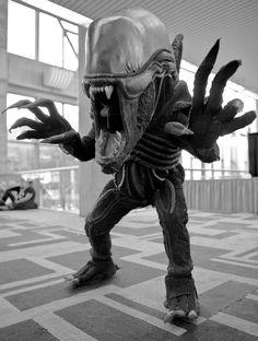 FanimeCon 2012 - Alien Cosplay