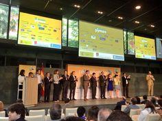 Tras recorrer 12 ciudades por toda España fomentando el crecimiento de las pymes, hoy termina la temporada Impulsando Pymes de 2013. Muchas gracias a todos los asistentes, tanto presenciales como 'tuiteros' ;)