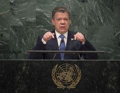Presidente de Colombia Juan Manuel Santos gana el premio Nobel de la Paz - Publimetro Chile