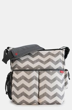 Skip Hop 'Duo' Diaper Bag (Deluxe Edition) available at #Nordstrom ...i adore this for baby boys