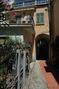 San Lorenzo al Mare (IM)  centro storico dilevante