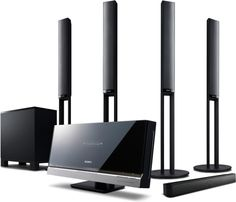 Sony DAV-F500 Home Theatre System