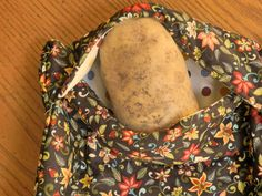 Microwave Potato Bags to make fluffy baked potatoes in the microwave.