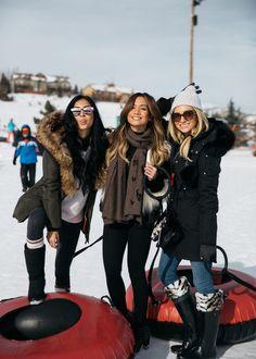 Park City Utah Snow Trip
