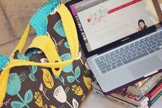 Back to School ~ Laptop Bag