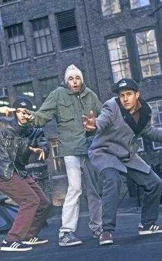 The Beastie Boys. Hip Hop Bands, Adam Yauch, Beastie Boys, Rap Music, Hip Hop Rap, Boombox, Pop Punk, Types Of Music, Music Is Life
