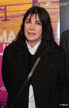 """Carole Laure lors de la quatorzième édition du """"Cinéma du Québec"""", à Paris, en novembre 2010"""
