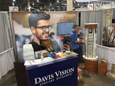 Davis Vision - Preparation is everything!  Davis Vision makes way for the #VisionExpo in Las Vegas, NV. #EyecareReframed