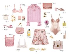 The Most Coveted Colour for Fall: Think Pink