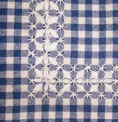Image result for broderie suisse tecnica