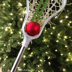 It's beginning to look a lot like Christmas! Check out LuLaLax.com for all of your girls lacrosse Christmas gift needs!