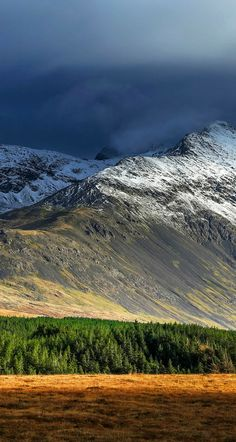 Incredible views of the Scottish highlands! Click through to see 28 Mind Blowing…