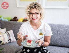 Anna Sterntaler, Kuchen, Erdbeerkuchen, Pinterest, Bloggerin