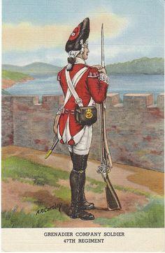 Stiegel milk glass enameled British soldier 1772-1773 - Page 2