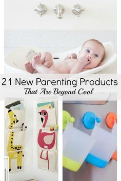 Parenting is a tough enough job---luckily, there are some brilliant minds out there working on ways to make it easier!  Here are some of our favorite new parenting products that are too cool for words.Travel...