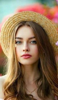 The Best Medium Length Hairstyles on Trendy for Women in 2019 - Page 3 of 20 - Fashion Most Beautiful Faces, Beautiful Girl Image, Beautiful Eyes, Gorgeous Women, Beautiful Celebrities, Girl Face, Woman Face, Portrait Photos, Shotting Photo