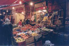 Vucciria market before its decline