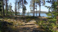 Inarinjärvi, Finland |  Inarinjärven maisema - (via Päivi H.  • https://www.pinterest.com/pin/332422016223833024/ )