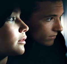 Catching Fire : Katniss & Peeta