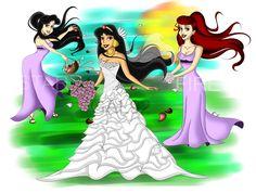 Jasmine's Wedding by ~starfiregal92