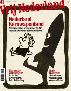 'Beatrix was woedend over censuur Rutte'. Deze week in Vrij Nederland, op iPad & Android tablets verkrijgbaar via de #BrunaTablisto app. #emagazine