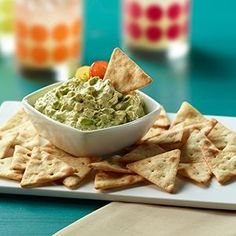 Easy Avocado Dip
