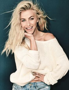 Julianne Hough. ;