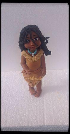 Injun baby