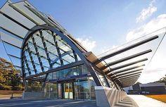 Macquarie University Station, Epping to Chatswood rail link, Australia