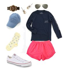 A fashion look from October 2014 featuring NIKE, Vineyard Vines socks and Converse sneakers. Browse and shop related looks.