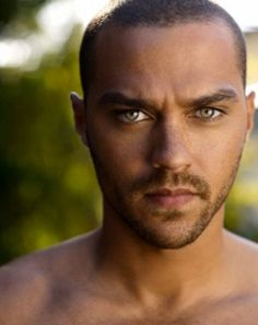 his eyes....