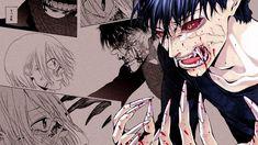 Anzai Devils Line Anime Manga, Anime Guys, Anime Art, Anime Korea, Anime Devil, Explore Tattoo, Anime Group, Manga List, Gifs