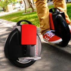 Airwheel X3. Easy and cool way to move through the city.