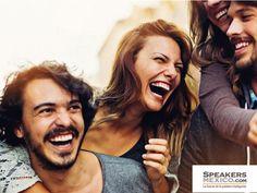 CONFERENCIAS MOTIVACIONALES. Tener un buen momento de risa al día, te ayudará a ver las cosas de una forma más optimista, relajarte y convivir con las personas que te rodean. Existen terapias de risa para concentrarte de una mejor forma. En Speakers México te invitamos a consultar nuestro sitio en internet www.speakersmexico.com, para conocer más sobre nosotros y el trabajo que realizamos. #conferenciasmotivacionalesenméxico