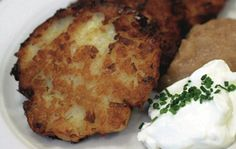 Added potato starch makes Clinton St. Baking Co.'s potato pancakes ...