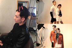 Korea Model모델 /Idol아이돌: 朴亨燮 - BLINDNESS 2013 S/S LOOKBOOK