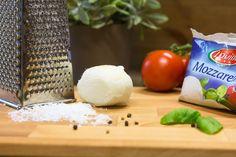 Mozzarella reiben ✔ Praktischer Haushaltstipp ✔ Schnell und einfach ✔ Zur Idee: ➡meinheimvorteil.at