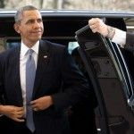 Two illegals allowed to ride with president in limo from White House, Obama brags