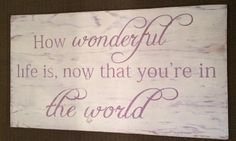 #DurhamCustomWoodDecor #family #kids #children #quote