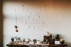 Warehouse Wedding // Matt + Jess - Portland Wedding Photographer // Sara K Byrne