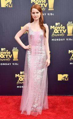 Olivia Munn from MTV Movie & TV Awards 2018: Red Carpet Fashion | E! News