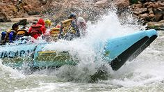 las vegas to grand canyon helicopter tours & grand canyon rafting