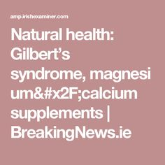 Foods To Avoid With Gilbert S Syndrome