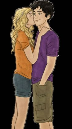 Percy Jackson and Annabeth Chase have fought their battles and are now creating their own story. An epic romantic story...