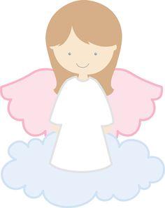Help Festas e Personalizados: Anjos PNG