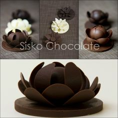 Our Sisko Chocolate favour flowers are beautiful gifts for your guests on your wedding day. Presented in a white box with a clear top they adorn the wedding table just perfect.   http://www.siskochocolate.com.au/