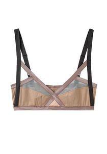 La Garconne VPL Insertion bra. Too pretty to cover up!