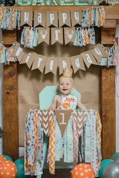 Go crazy over the cuteness in this Wild & One First Birthday Party featured at Kara's Party Ideas. Wild One Birthday Party, Baby Boy 1st Birthday, Birthday Boy Shirts, Boy Birthday Parties, Diy Birthday Banner, Wild Ones, First Birthdays, Party Ideas, Baby Hunter